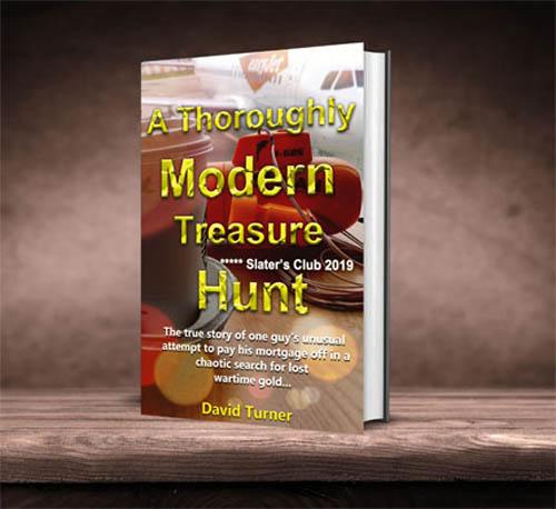 A Thoroughly Modern Treasure Hunt