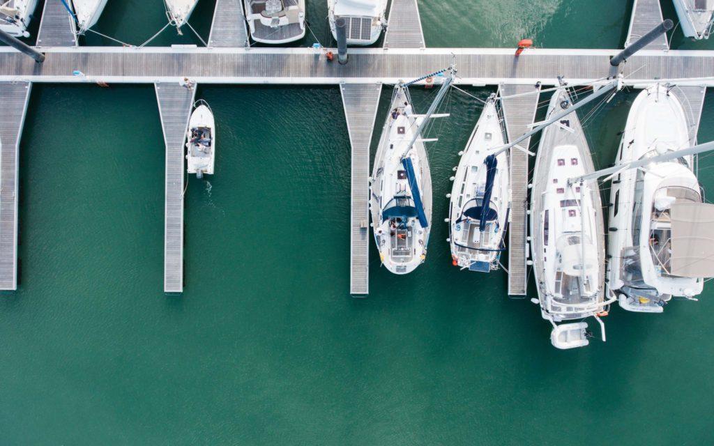 Yachts and Docks